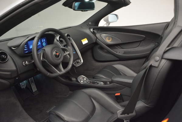 Used 2018 McLaren 570S Spider for sale Sold at Pagani of Greenwich in Greenwich CT 06830 23