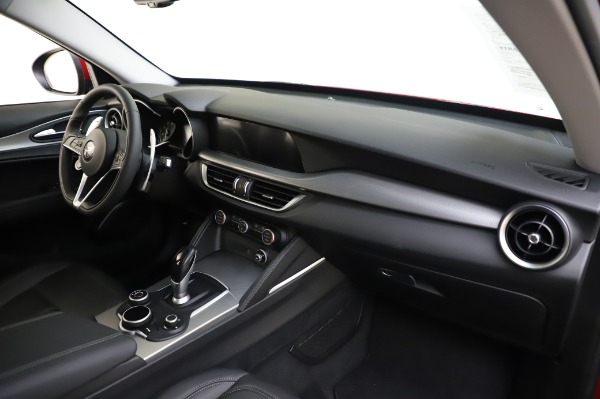 Used 2018 Alfa Romeo Stelvio Sport Q4 for sale Sold at Pagani of Greenwich in Greenwich CT 06830 24