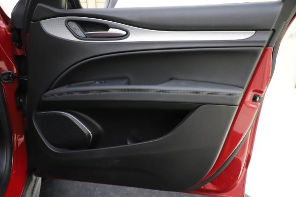 Used 2018 Alfa Romeo Stelvio Sport Q4 for sale Sold at Pagani of Greenwich in Greenwich CT 06830 25