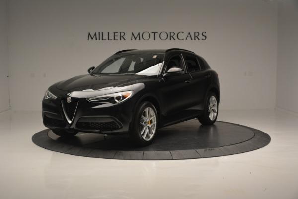 New 2018 Alfa Romeo Stelvio Ti Sport Q4 for sale Sold at Pagani of Greenwich in Greenwich CT 06830 2