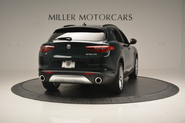 New 2018 Alfa Romeo Stelvio Ti Sport Q4 for sale Sold at Pagani of Greenwich in Greenwich CT 06830 10