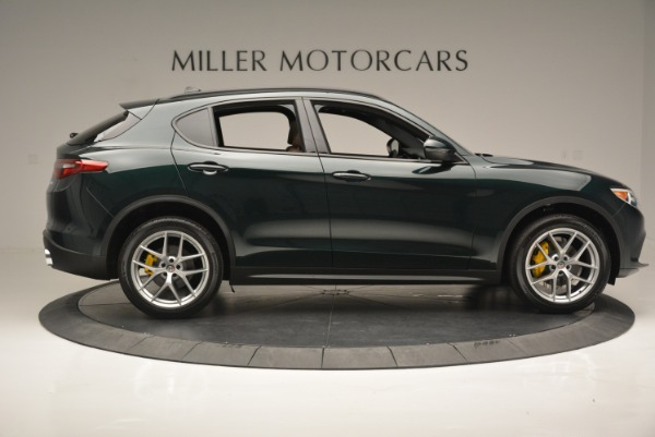 New 2018 Alfa Romeo Stelvio Ti Sport Q4 for sale Sold at Pagani of Greenwich in Greenwich CT 06830 14
