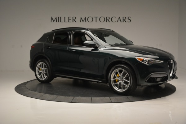 New 2018 Alfa Romeo Stelvio Ti Sport Q4 for sale Sold at Pagani of Greenwich in Greenwich CT 06830 15