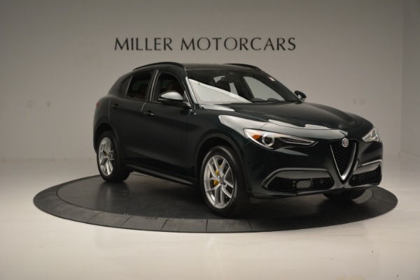 New 2018 Alfa Romeo Stelvio Ti Sport Q4 for sale Sold at Pagani of Greenwich in Greenwich CT 06830 16