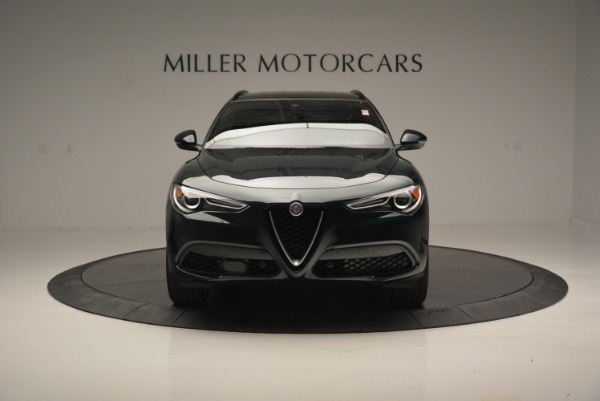 New 2018 Alfa Romeo Stelvio Ti Sport Q4 for sale Sold at Pagani of Greenwich in Greenwich CT 06830 17