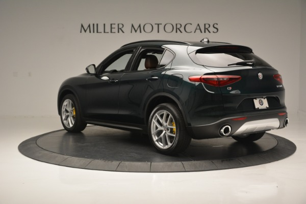 New 2018 Alfa Romeo Stelvio Ti Sport Q4 for sale Sold at Pagani of Greenwich in Greenwich CT 06830 6
