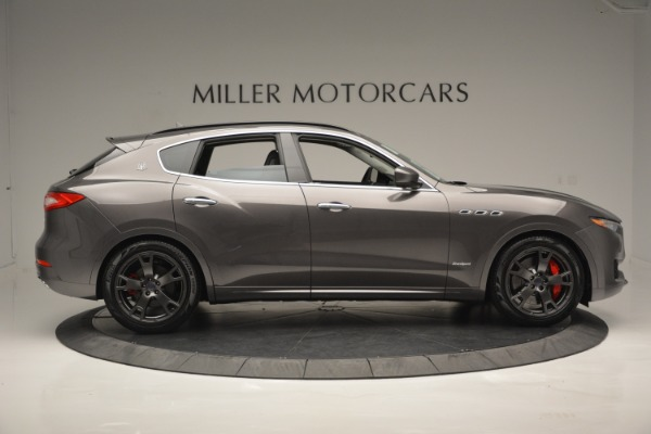 New 2018 Maserati Levante S Q4 GranSport for sale Sold at Pagani of Greenwich in Greenwich CT 06830 9