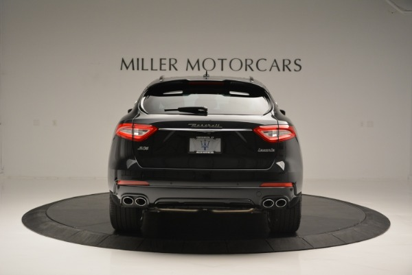 New 2018 Maserati Levante S Q4 GranSport for sale Sold at Pagani of Greenwich in Greenwich CT 06830 6