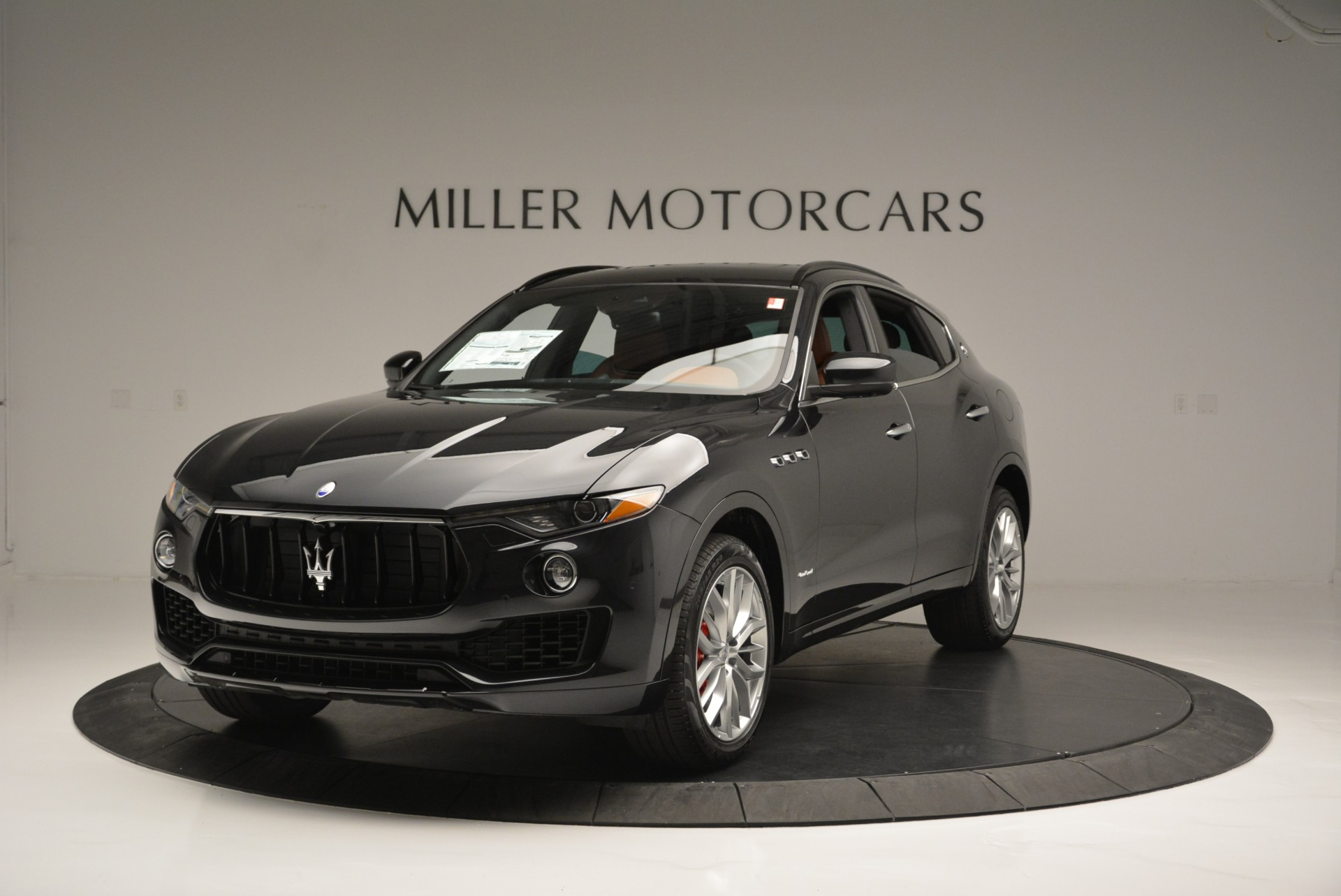 New 2018 Maserati Levante S Q4 GranSport for sale Sold at Pagani of Greenwich in Greenwich CT 06830 1