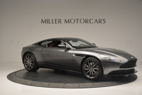 Used 2018 Aston Martin DB11 V12 for sale $167,990 at Pagani of Greenwich in Greenwich CT 06830 10