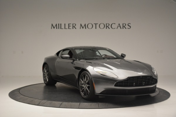 Used 2018 Aston Martin DB11 V12 for sale $167,990 at Pagani of Greenwich in Greenwich CT 06830 11