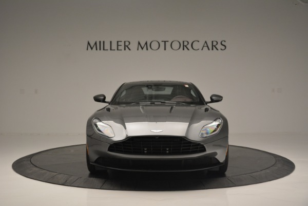 Used 2018 Aston Martin DB11 V12 for sale $167,990 at Pagani of Greenwich in Greenwich CT 06830 12