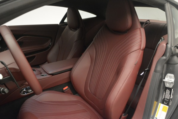 Used 2018 Aston Martin DB11 V12 for sale $167,990 at Pagani of Greenwich in Greenwich CT 06830 15
