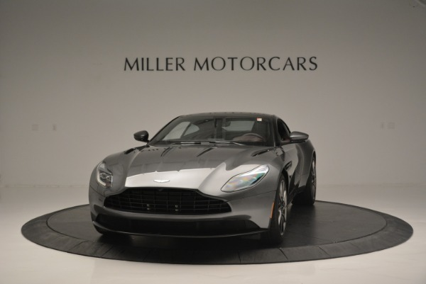 Used 2018 Aston Martin DB11 V12 for sale $167,990 at Pagani of Greenwich in Greenwich CT 06830 2
