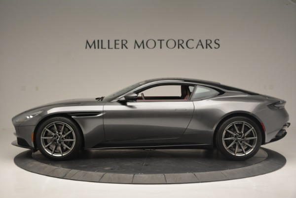 Used 2018 Aston Martin DB11 V12 for sale $167,990 at Pagani of Greenwich in Greenwich CT 06830 3
