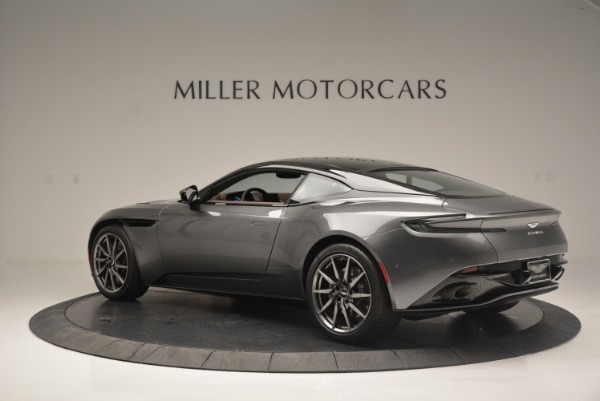Used 2018 Aston Martin DB11 V12 for sale $167,990 at Pagani of Greenwich in Greenwich CT 06830 4