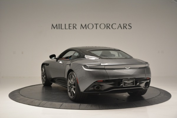 Used 2018 Aston Martin DB11 V12 for sale $167,990 at Pagani of Greenwich in Greenwich CT 06830 5