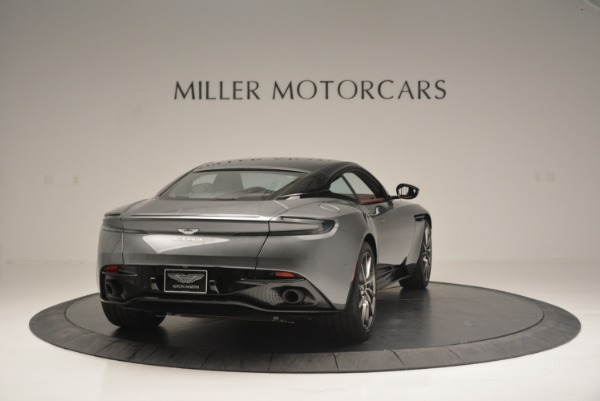 Used 2018 Aston Martin DB11 V12 for sale $167,990 at Pagani of Greenwich in Greenwich CT 06830 7