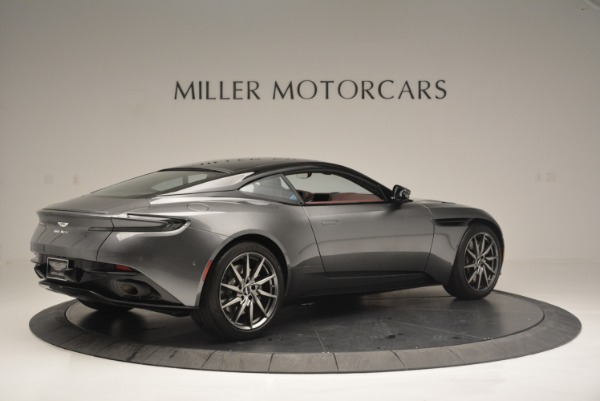 Used 2018 Aston Martin DB11 V12 for sale $167,990 at Pagani of Greenwich in Greenwich CT 06830 8