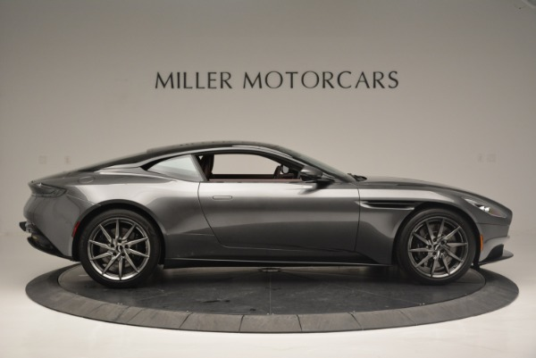 Used 2018 Aston Martin DB11 V12 for sale $167,990 at Pagani of Greenwich in Greenwich CT 06830 9