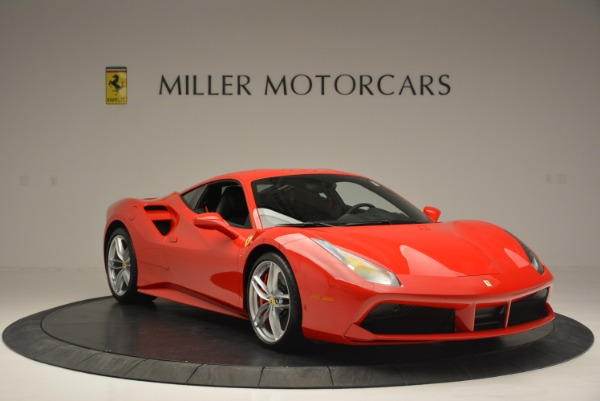 Used 2017 Ferrari 488 GTB for sale Sold at Pagani of Greenwich in Greenwich CT 06830 11