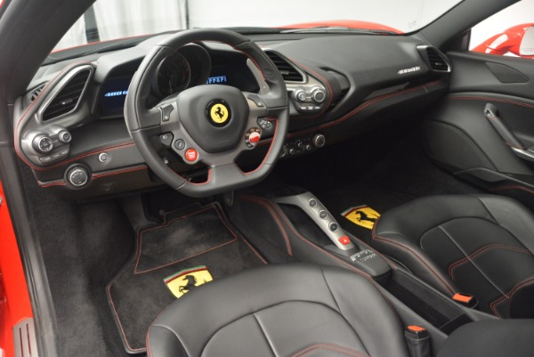 Used 2017 Ferrari 488 GTB for sale Sold at Pagani of Greenwich in Greenwich CT 06830 13