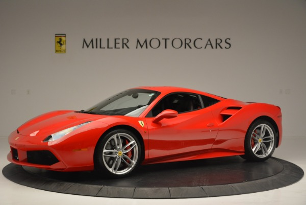 Used 2017 Ferrari 488 GTB for sale Sold at Pagani of Greenwich in Greenwich CT 06830 2