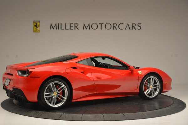 Used 2017 Ferrari 488 GTB for sale Sold at Pagani of Greenwich in Greenwich CT 06830 8