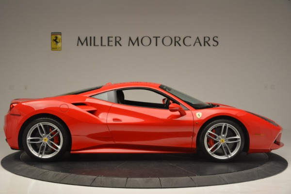 Used 2017 Ferrari 488 GTB for sale Sold at Pagani of Greenwich in Greenwich CT 06830 9
