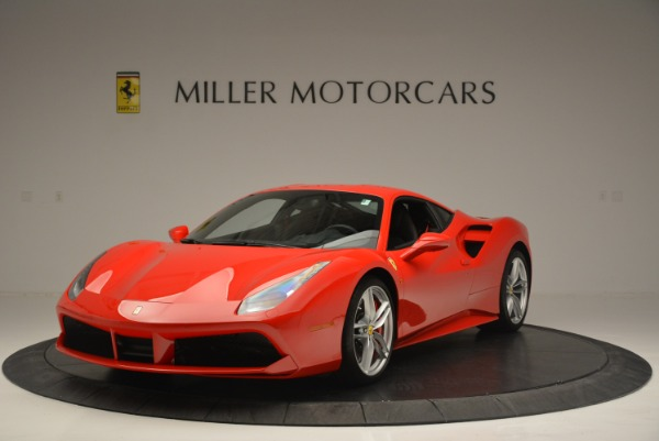 Used 2017 Ferrari 488 GTB for sale Sold at Pagani of Greenwich in Greenwich CT 06830 1