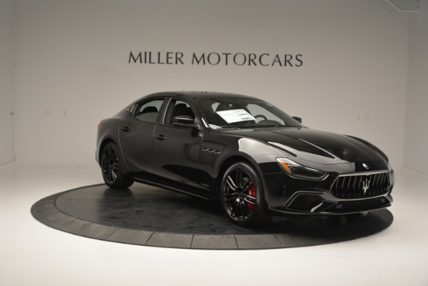 New 2018 Maserati Ghibli SQ4 GranSport Nerissimo for sale Sold at Pagani of Greenwich in Greenwich CT 06830 11