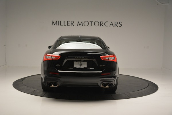 New 2018 Maserati Ghibli SQ4 GranSport Nerissimo for sale Sold at Pagani of Greenwich in Greenwich CT 06830 6