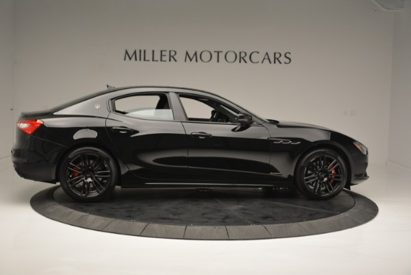 New 2018 Maserati Ghibli SQ4 GranSport Nerissimo for sale Sold at Pagani of Greenwich in Greenwich CT 06830 9