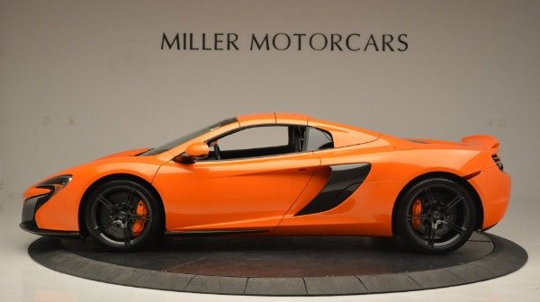 Used 2015 McLaren 650S Spider Convertible for sale Sold at Pagani of Greenwich in Greenwich CT 06830 16