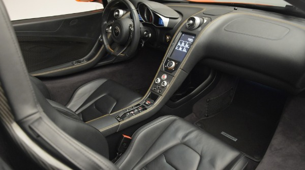 Used 2015 McLaren 650S Spider Convertible for sale Sold at Pagani of Greenwich in Greenwich CT 06830 24
