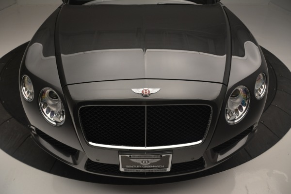 Used 2013 Bentley Continental GT V8 for sale Sold at Pagani of Greenwich in Greenwich CT 06830 13