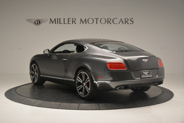 Used 2013 Bentley Continental GT V8 for sale Sold at Pagani of Greenwich in Greenwich CT 06830 5
