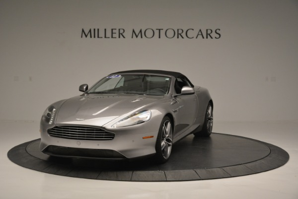 Used 2012 Aston Martin Virage Volante for sale Sold at Pagani of Greenwich in Greenwich CT 06830 13