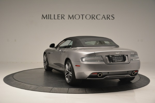 Used 2012 Aston Martin Virage Volante for sale Sold at Pagani of Greenwich in Greenwich CT 06830 17