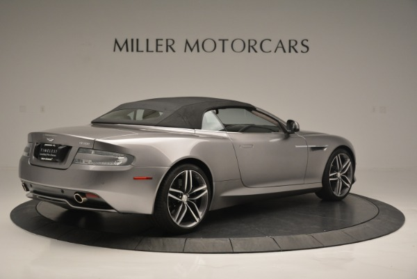 Used 2012 Aston Martin Virage Volante for sale Sold at Pagani of Greenwich in Greenwich CT 06830 20