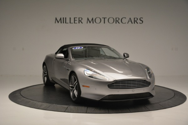 Used 2012 Aston Martin Virage Volante for sale Sold at Pagani of Greenwich in Greenwich CT 06830 23