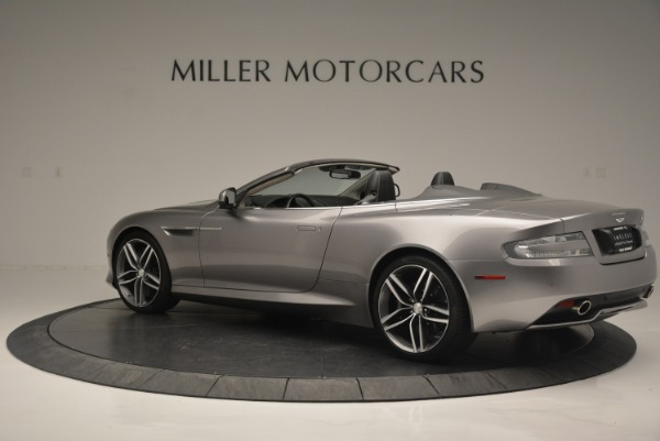 Used 2012 Aston Martin Virage Volante for sale Sold at Pagani of Greenwich in Greenwich CT 06830 4