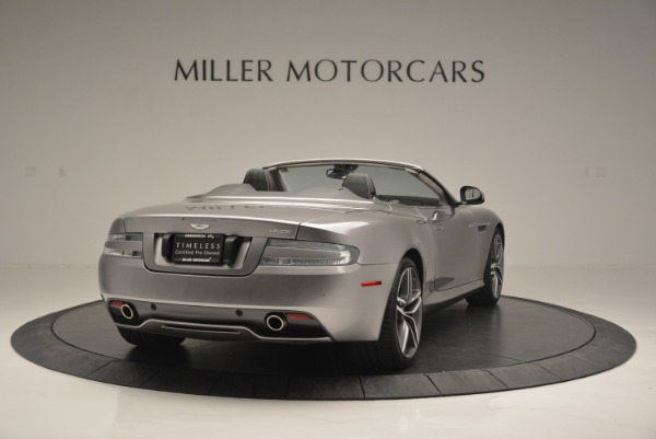 Used 2012 Aston Martin Virage Volante for sale Sold at Pagani of Greenwich in Greenwich CT 06830 7