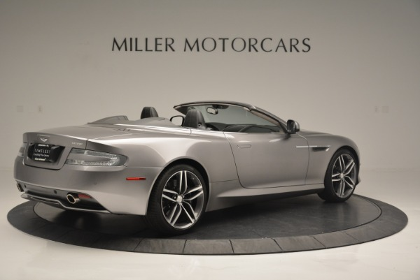 Used 2012 Aston Martin Virage Volante for sale Sold at Pagani of Greenwich in Greenwich CT 06830 8