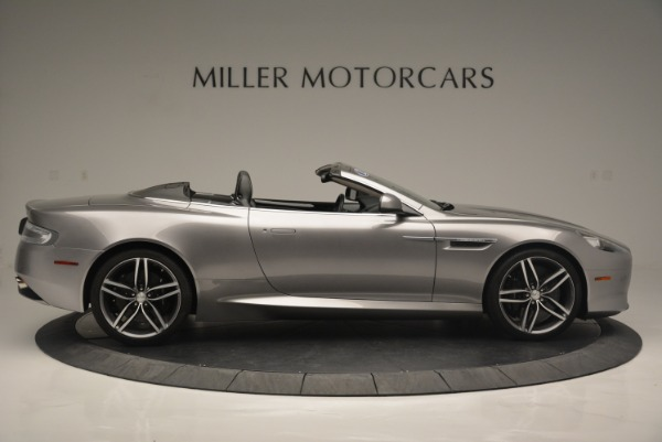 Used 2012 Aston Martin Virage Volante for sale Sold at Pagani of Greenwich in Greenwich CT 06830 9
