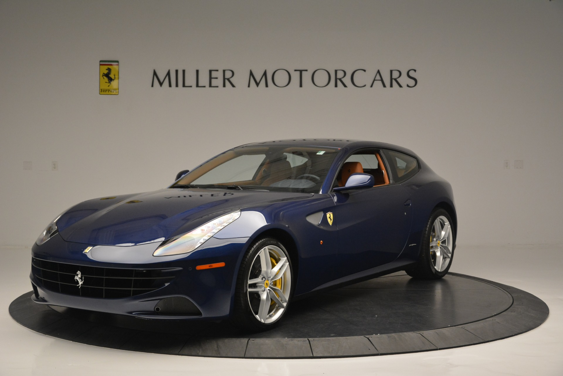 Used 2015 Ferrari FF for sale $159,900 at Pagani of Greenwich in Greenwich CT 06830 1