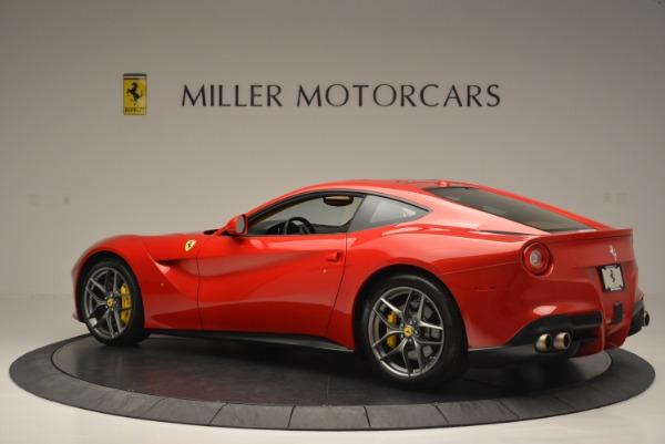 Used 2014 Ferrari F12 Berlinetta for sale Sold at Pagani of Greenwich in Greenwich CT 06830 4