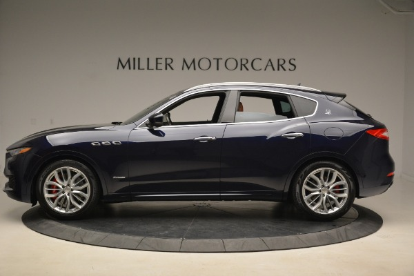 New 2018 Maserati Levante S Q4 GranLusso for sale Sold at Pagani of Greenwich in Greenwich CT 06830 2