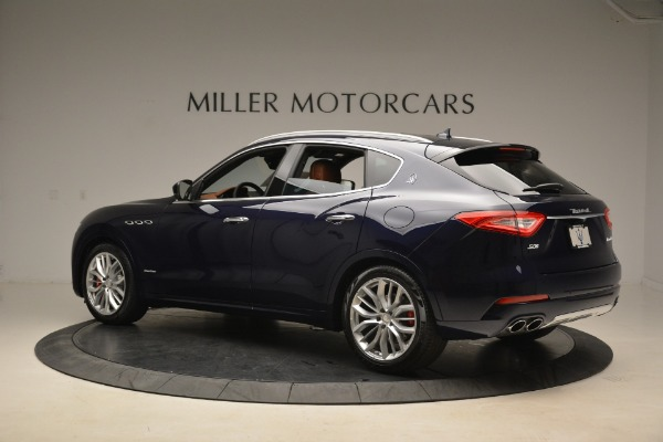 New 2018 Maserati Levante S Q4 GranLusso for sale Sold at Pagani of Greenwich in Greenwich CT 06830 3