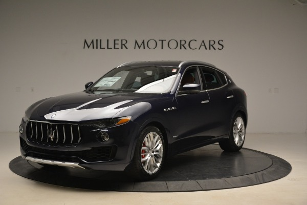 New 2018 Maserati Levante S Q4 GranLusso for sale Sold at Pagani of Greenwich in Greenwich CT 06830 1